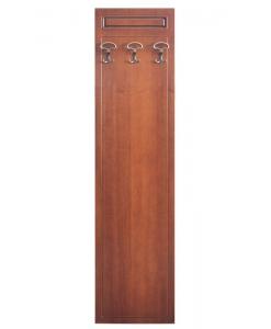 Garderobenpaneel, Paneel aus Holz Flur