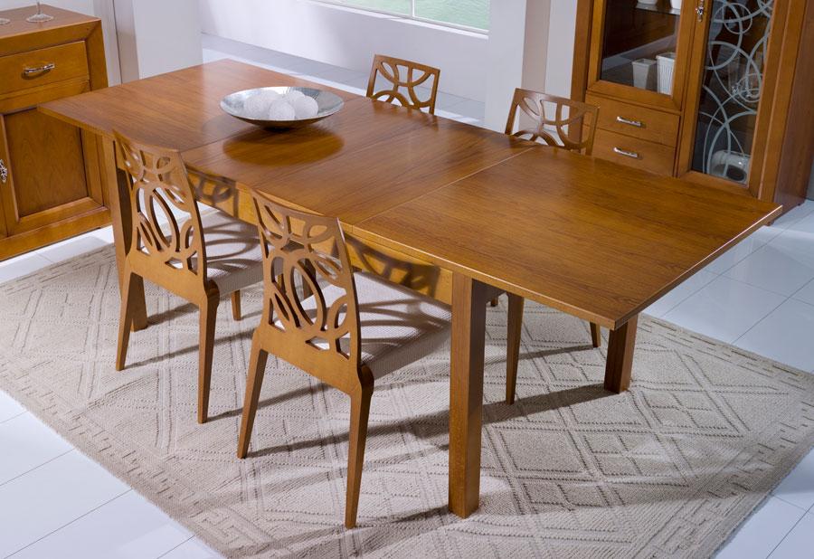 tisch zum ausziehen rechteckig 140 200 cm frank m bel. Black Bedroom Furniture Sets. Home Design Ideas