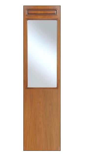 holzpaneel mit spiegel klassisch frank m bel. Black Bedroom Furniture Sets. Home Design Ideas
