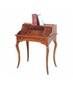 Schreibtisch mit Schubladen, Schreibtisch mit Zusatzplatte