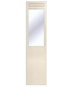 Garderobe mit Spiegel, Spiegel