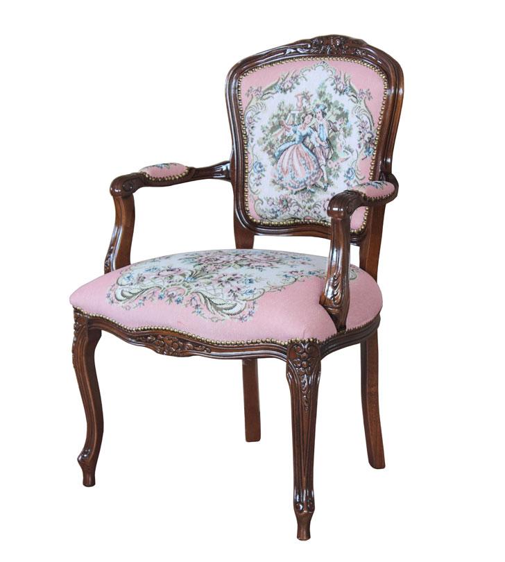 sessel laparisienne klassisch frank m bel. Black Bedroom Furniture Sets. Home Design Ideas