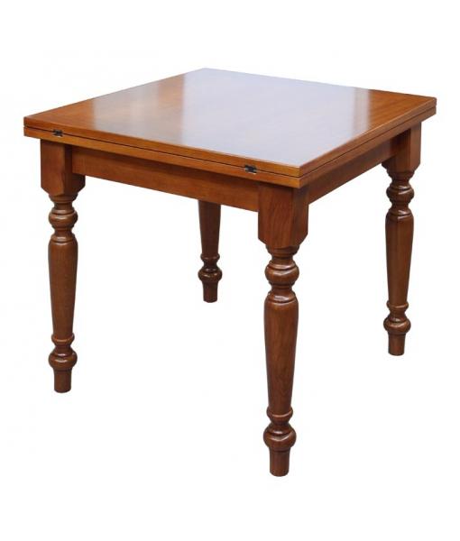 Quadratischer Esstisch, Esstisch 80 cm