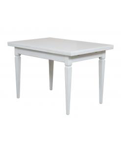 Tisch ausziehbar, Esstisch weiß