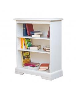 kleines Bücherregal , Bücherregal niedrig