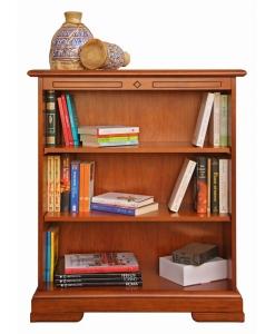Kleines Bücherregal, Regal Kirschholz