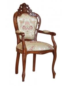 Lehnstuhl, Stuhl mit Armlehnen