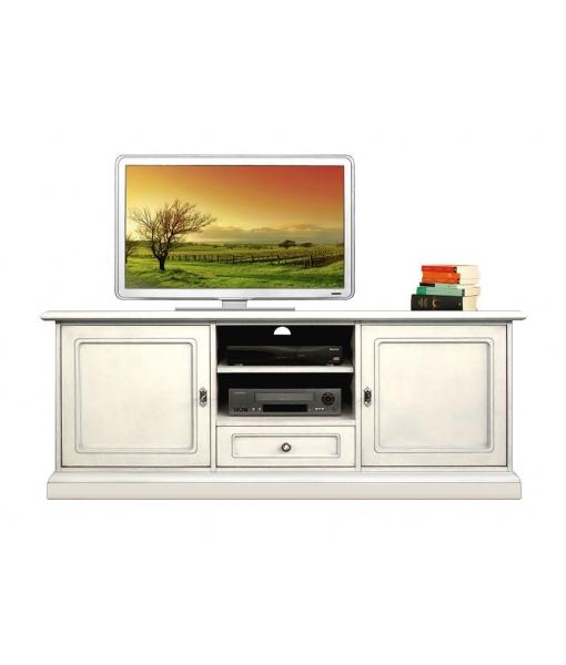 TV-Lowboard lackiert, Tv-Lowboard
