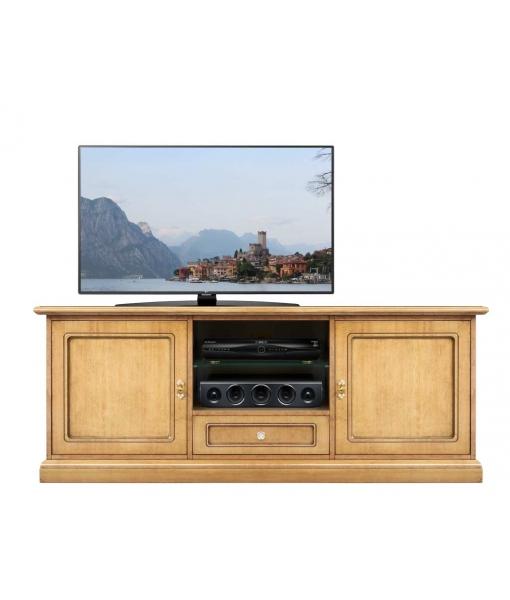 TV-Lowboard mit Schranktüren 2672