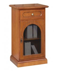 Phonomöbel mit Glastür, Phonomöbel, Möbel Telefon