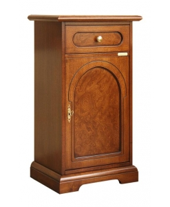 schrank mit wurzelholz 2 t ren frank m bel. Black Bedroom Furniture Sets. Home Design Ideas