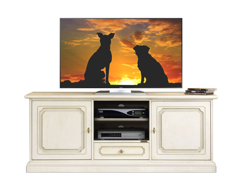 tv lowboard 150 cm 2 t ren frank m bel. Black Bedroom Furniture Sets. Home Design Ideas
