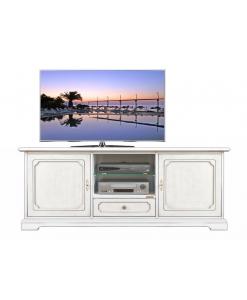 TV-Schrank 150 cm, TV-Schrank Weiß