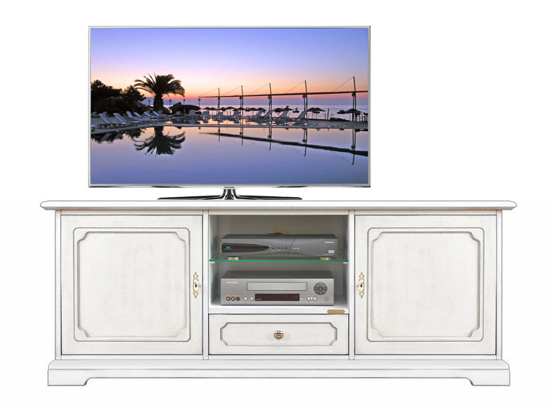 Tv schrank 150 cm niedrig 8052740970749 ebay for Schrank niedrig