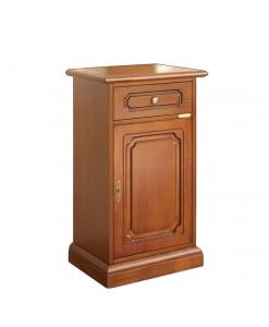 Kleines Möbel, Möbel Kirschholz