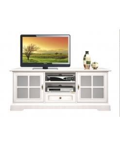 TV Buffet mit Glastüren