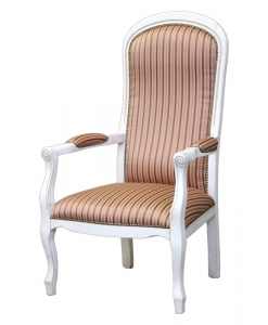 Weißer Sessel, Sessel