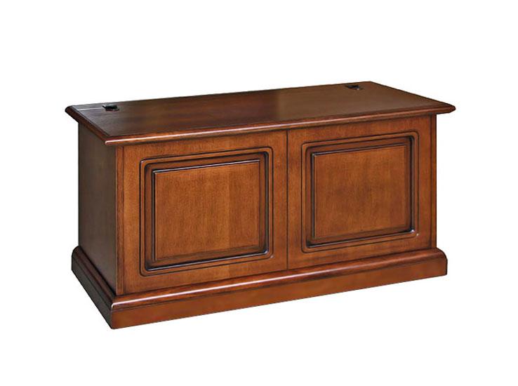 truhe 100 cm mit klappe riba frank m bel. Black Bedroom Furniture Sets. Home Design Ideas