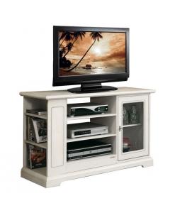 TV-Möbel mit Glastür