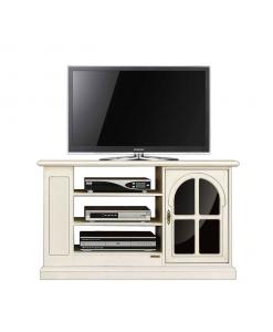 TV-Rack Weiß