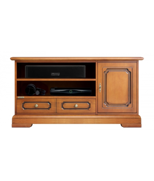 tv hifi m bel komfort breite 120 cm frank m bel. Black Bedroom Furniture Sets. Home Design Ideas