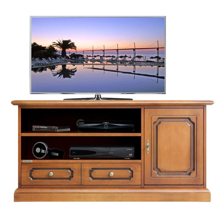 Arteferretto Porta Tv.Mobel Tv Lange 120 Cm Komfort Frank Mobel