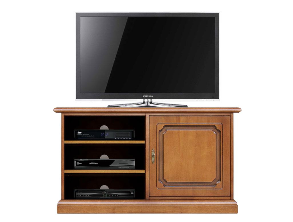 tv schrank 1 t r und fach ebay. Black Bedroom Furniture Sets. Home Design Ideas