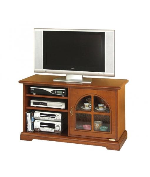 kleiner schrank tv mit einlegeb den frank m bel. Black Bedroom Furniture Sets. Home Design Ideas