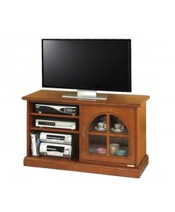 Kleiner Schrank TV mit Einlegeböden