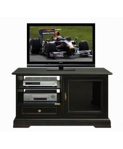 Schwarzes TV-Möbel, TV-Möbel schwarz