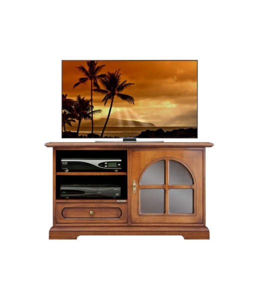 tv m bel glast r klassisch frank m bel. Black Bedroom Furniture Sets. Home Design Ideas