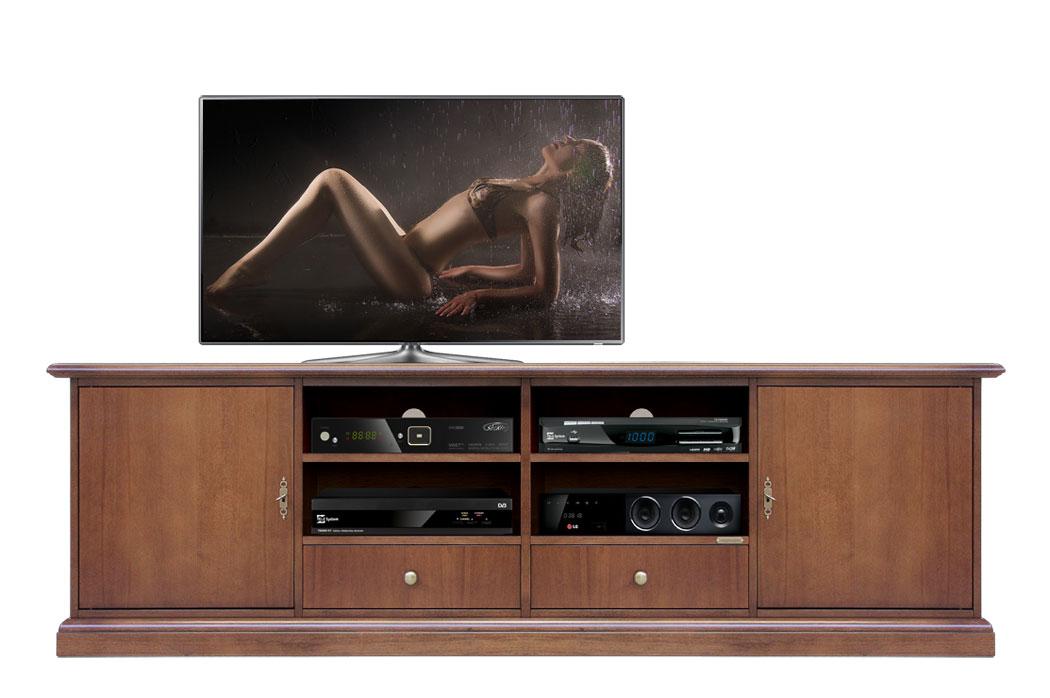 tv lowboard glatt mit sockelleiste frank m bel. Black Bedroom Furniture Sets. Home Design Ideas