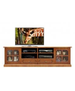 Lowboard TV mit Schubladen, Klassisches Lowboard