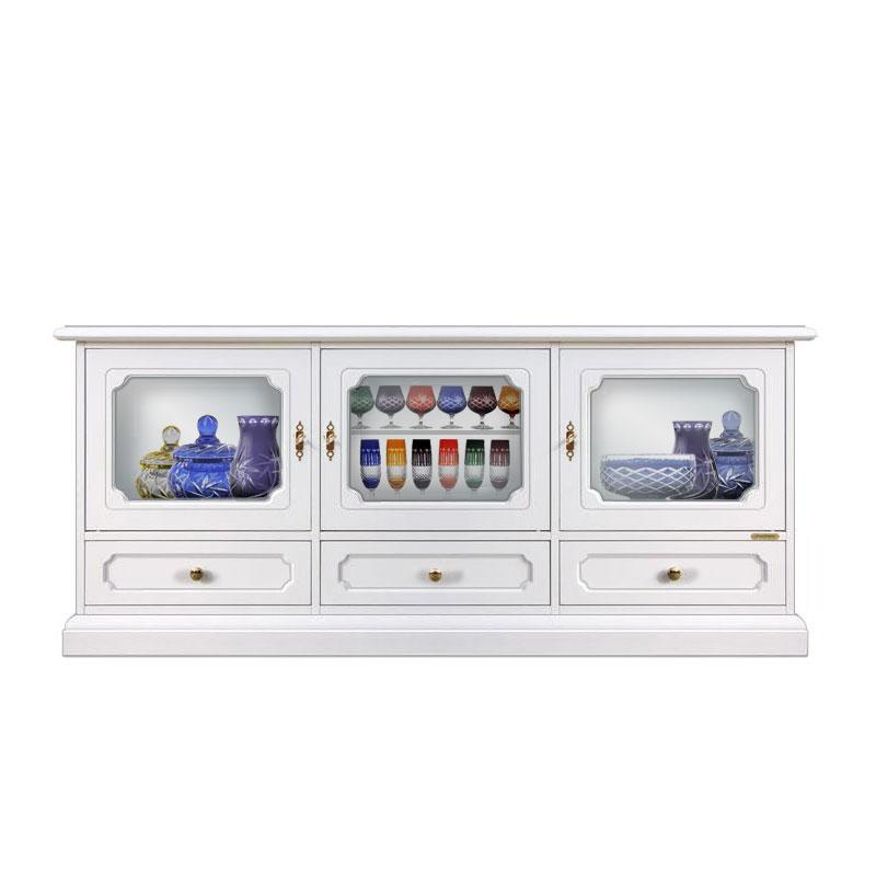 kleine vitrine mit glast ren ebay. Black Bedroom Furniture Sets. Home Design Ideas