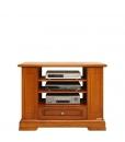 TV-Rack aus Holz