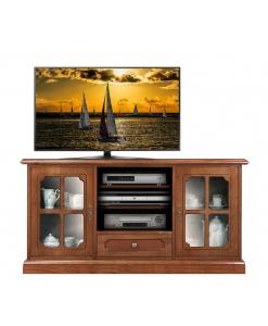 Möbel TV Glastüren