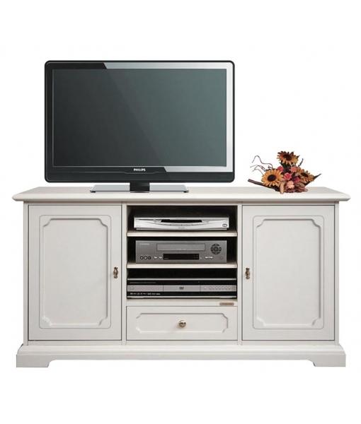 tv lowboard 130 cm klassisch frank m bel. Black Bedroom Furniture Sets. Home Design Ideas