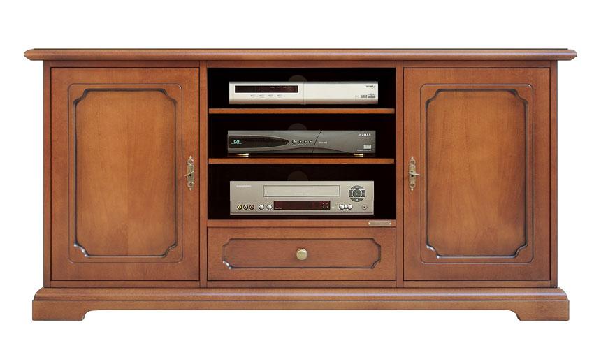beautiful mobile porta tv classico pictures. Black Bedroom Furniture Sets. Home Design Ideas