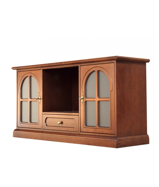 tv m bel kirschholz sockelleiste frank m bel. Black Bedroom Furniture Sets. Home Design Ideas