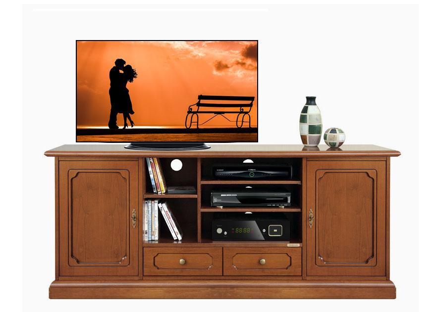 tv schrank 160 cm breit frank m bel. Black Bedroom Furniture Sets. Home Design Ideas