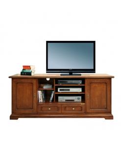 TV-Lowboard 2 Schranktüren , TV-Lowboard 160 cm