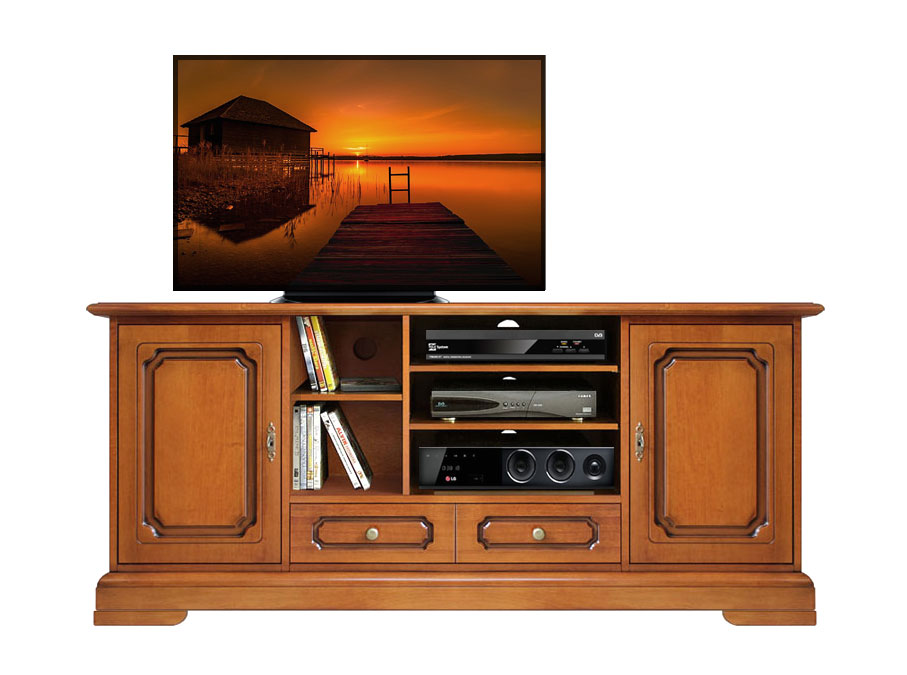 tv schrank 2 t ren 160 cm stilm bel 8052740971012 ebay. Black Bedroom Furniture Sets. Home Design Ideas