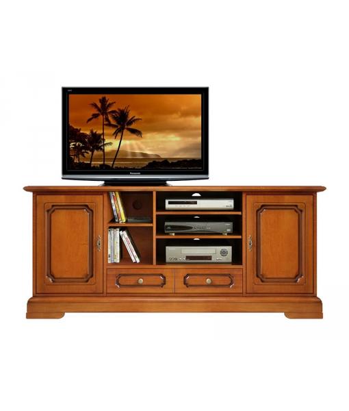 tv schrank 2 t ren 160 cm stilm bel frank m bel. Black Bedroom Furniture Sets. Home Design Ideas