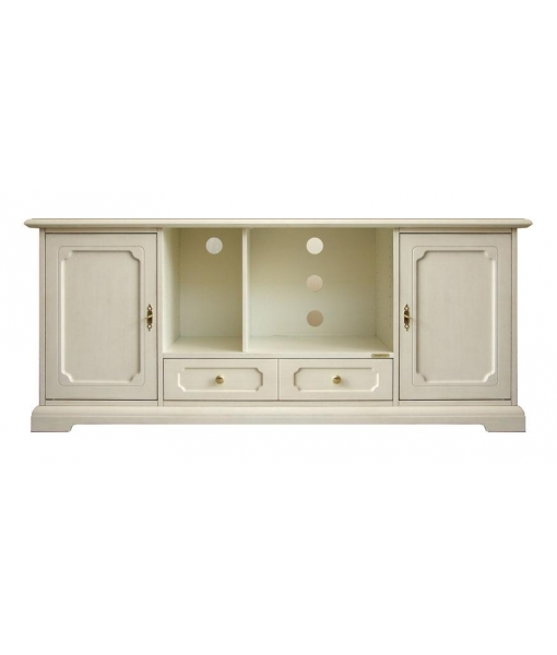 tv m bel hi fi 160 cm lackiert frank m bel. Black Bedroom Furniture Sets. Home Design Ideas
