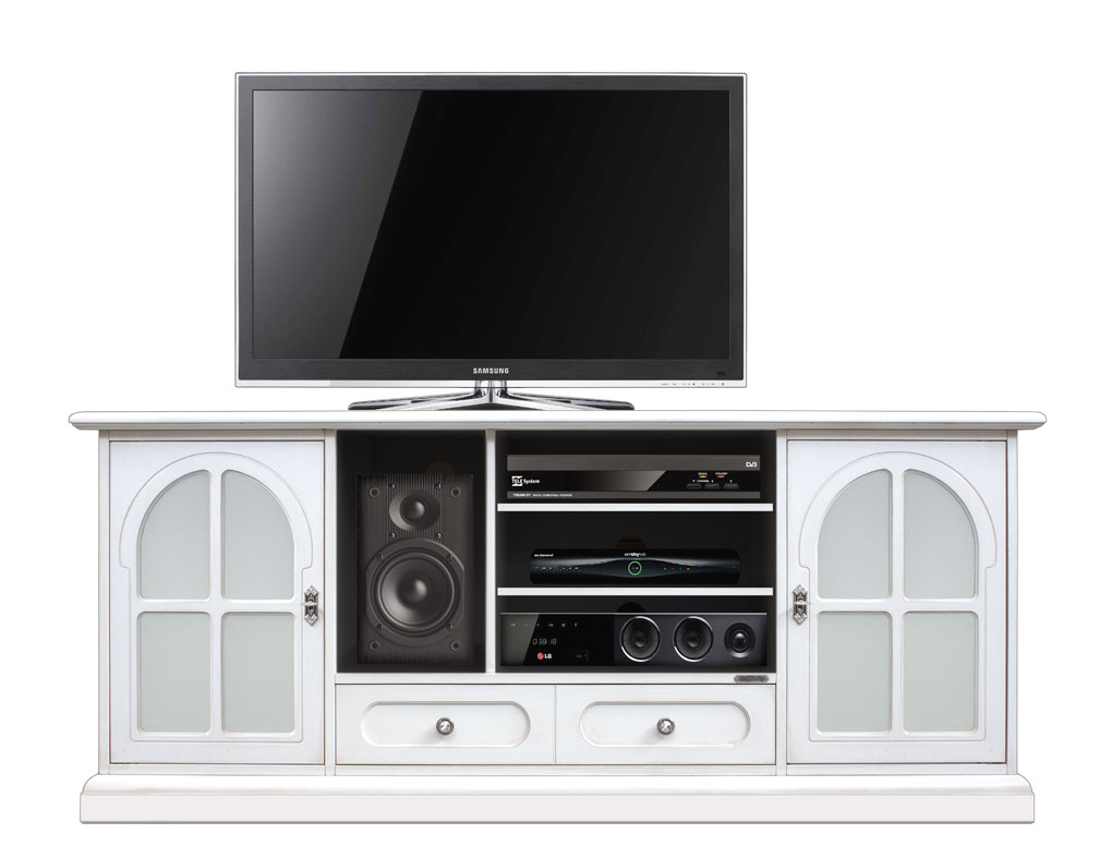 tv m bel mit glast ren home cinema frank m bel. Black Bedroom Furniture Sets. Home Design Ideas