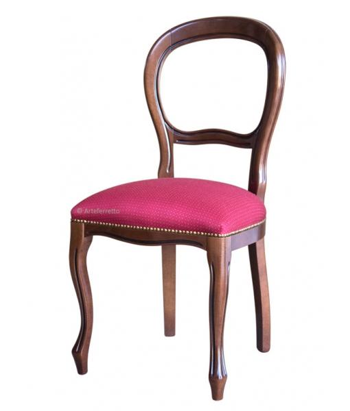 klassischer stuhl louis philippe stark frank m bel. Black Bedroom Furniture Sets. Home Design Ideas
