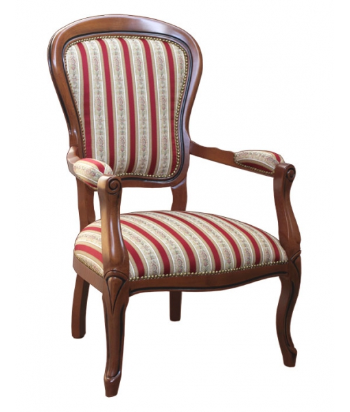 Sessel Louis Philippe, Sessel