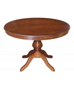Runder Tisch 120 cm, Runder Tisch, Tisch Louis Philippe