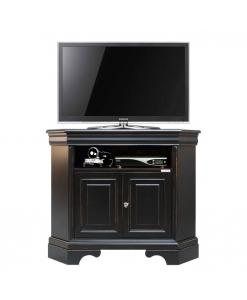 tv eckregal 2 t ren braun frank m bel. Black Bedroom Furniture Sets. Home Design Ideas