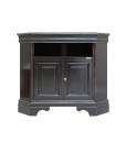 Eck-Möbel Schwarz antik klassisch